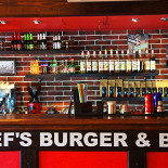 Ресторан Chef's Burger & Bar - фотография 4