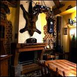 Ресторан Лисья нора - фотография 1 - VIP-кабинет для 10-12 человек