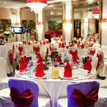 Ресторан Bellissima - фотография 1 - Банкетный зал ресторана