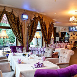 Ресторан Фрателли - фотография 1 - vip-зал