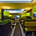 Ресторан Съел бы сам - фотография 2 - Эко-интерьер для наших дорогих гостей!