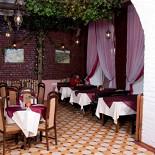 Ресторан Лобио - фотография 3 - Уютный зал, ТВ, Wi-Fi