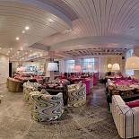Ресторан Махалля - фотография 1 - Интерьер