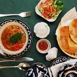 Ресторан Ресторан при посольстве Узбекистана - фотография 6