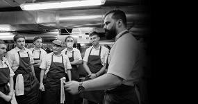 Зачем бывший шеф Saxon + Parole переехал в Алма-Ату и открыл там ресторан «Афиша»?