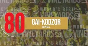 Хозяйство Гай-Кодзор вошло в список 100 лучших виноделен мира. Почему это хорошо и где пить российское вино в Москве?