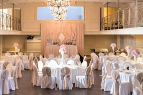 White Event Hall