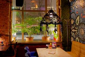 Город. Social Café
