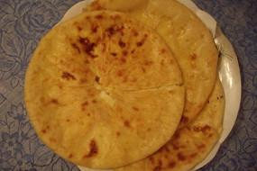 Первая осетинская пироговая