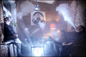 Leningradcloud Vape Bar