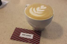 Bow Jones Coffee