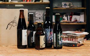 Как выбирать пиво к умной книжке, арт-альбому или самиздатному журналу