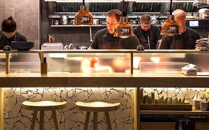 Поркетта Вилльяма Ламберти, Bao + Bar Абузярова и хумус на Усачевском рынке