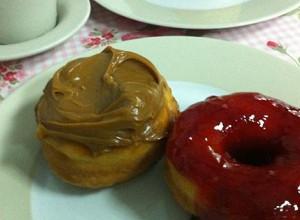 Золотой пончик