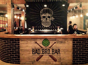 Burger Heroes & Bad Bro Bar