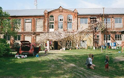 Детский научный лагерь «Политех»