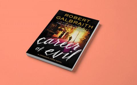 «Career of Evil» Роберта Гэлбрейта