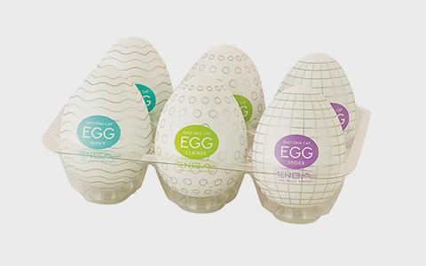 Мастурбаторы Tenga Eggs