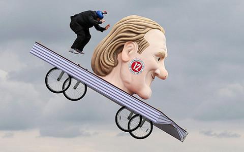 Хамон, «Кончитоплан» и рубль: аппараты, которые полетят на Flugtag. Или нет