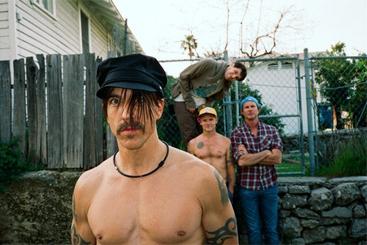 Первое прослушивание нового альбома Red Hot Chili Peppers