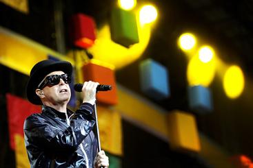 К нам едут Pet Shop Boys