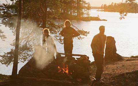 Как полюбить жизнь в палатке и отправиться в поход из Москвы