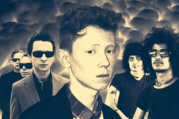 The Knife, Depeche Mode, The Strokes, King Krule, Девендра Банхарт и другие