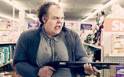 «HAM» Mr. Oizo и другие клипы про супермаркеты
