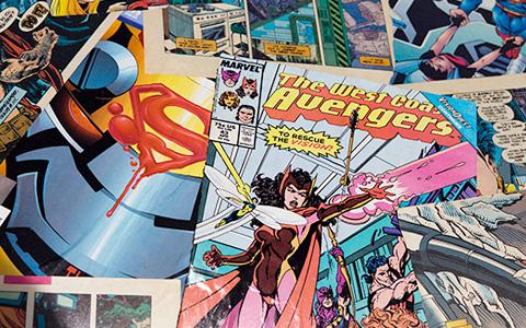 Что мы узнали из книги «Век супергероев»