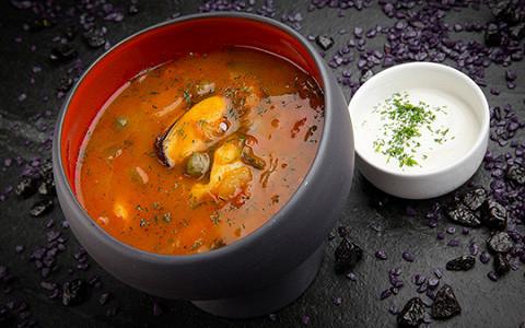 Хаш, зеленый борщ и другие супы, которые согреют в холода