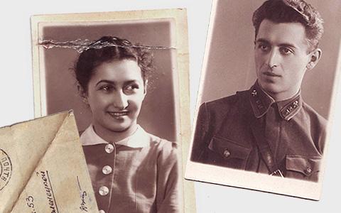 Война глазами одной московской семьи