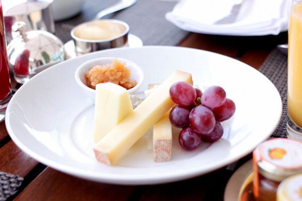 фермерский сыр с чатни