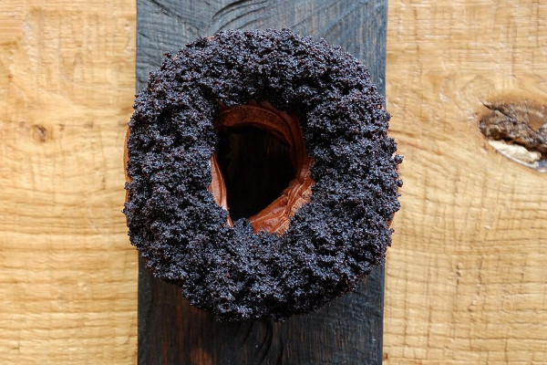 творожное кольцо с маком (350 р.)