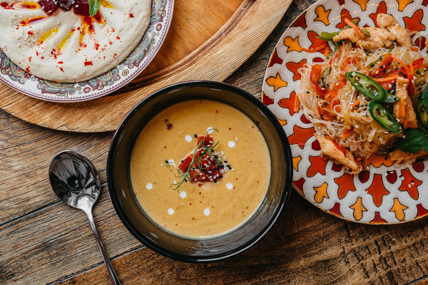 крем-суп из батата (350 р.)