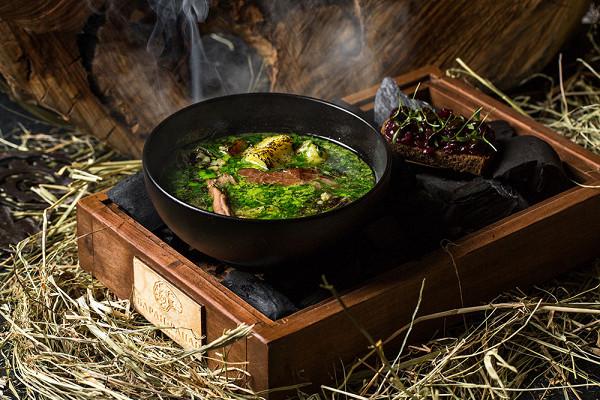 солохаульский суп с костра (420 р.)