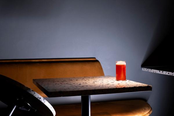 Speedway: ржаной виски, грейпфрут, гренадин