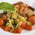 Ресторан Discovery - фотография 38 - Тальятелли с овощами