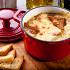 Ресторан After Seven Café - фотография 11 - Луковый суп
