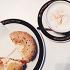 Ресторан The Bagel Bar - фотография 1 - Наш бейгл три сыра и цитрусовый рай кофе