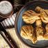 Ресторан Джонджоли - фотография 3 - Жареные хинкали (5 шт)