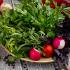 Ресторан Натахтари в Большом Черкасском - фотография 10 - овощной букет