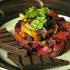 Ресторан Dusha - фотография 14 - Винегрет с маринованными грибами и ароматным маслом.