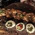 Ресторан Джонджоли - фотография 4 - Шашлык из куриного бедра