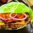 "Ресторан Jerry Wings - фотография 1 - Фитнес Бургер от ""Джерри Вингс"""