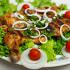Ресторан Алан пирог - фотография 2 - Блюда на мангале и в казане/Птица Курица на углях Целая курица запеченная на углях