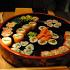 Ресторан Море суши - фотография 10 - Вкусный ужин )))