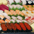 """Ресторан Сушишеф - фотография 2 - ассорти суси из меню """"Сушишефа"""""""