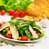 Ресторан Yummy Mix - фотография 2 - Цезарь с курицей