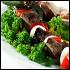 Ресторан Марсель - фотография 2 - широкий ассортимент блюд на мангале