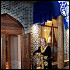 Ресторан Павлин-мавлин - фотография 1 - Фасад (Улица Большая Академическая, д. 35)